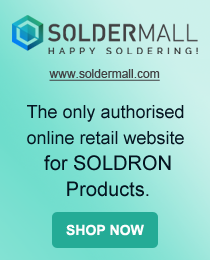 SOLDERMALL - The only authorised online retail website for SOLDRON Products
