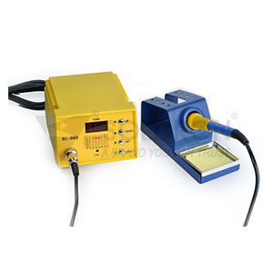 SL960 Soldering station with Temperature lock system and full digitally controlled
