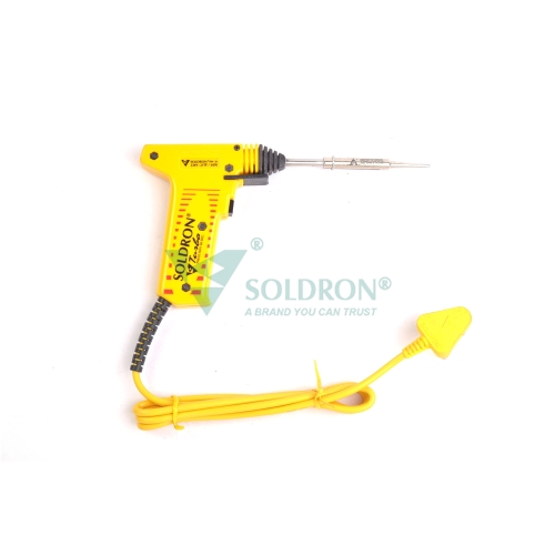 Gun Type Dual Wattage Soldering Iron 25-50watts/230volts